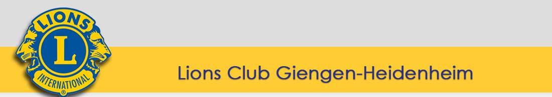 Lions Club Giengen-Heidenheim